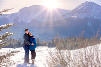 Alison and Evan - Maternity Photo Session
